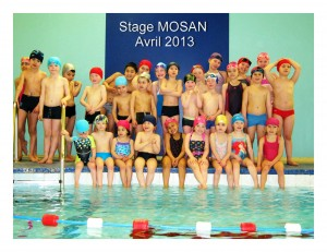 Stage Mosan Avril 2013